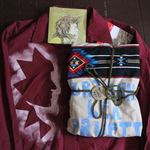 Image of Men's Large Southwest Pattern Shirt + EP