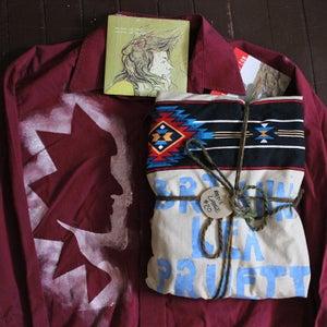 Image of Men's Large Southwest Pattern Shirt + EP