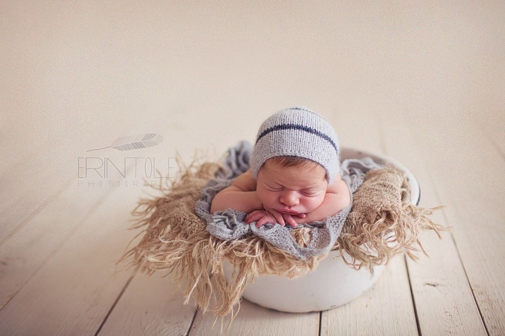 Image of Newborn Lux Bonnet