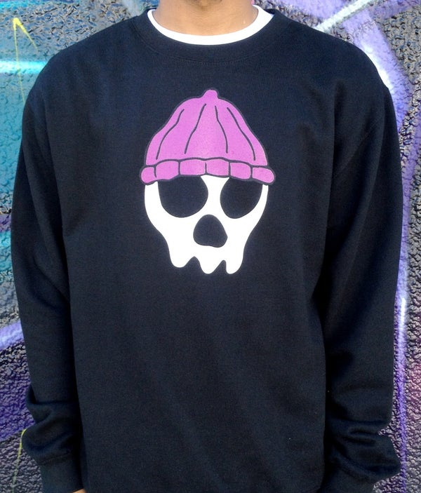 Image of JIMBO SKULLY CREW-NECK