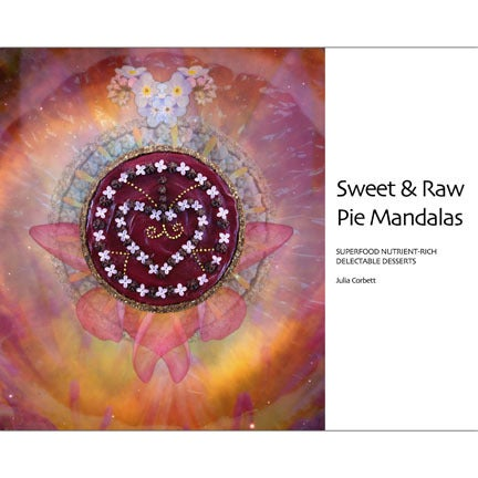 Image of Sweet & Raw Pie Mandalas - Book