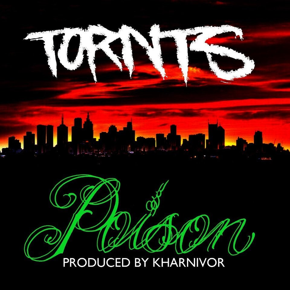 """Image of Tornts """"Poison"""" Single Download"""