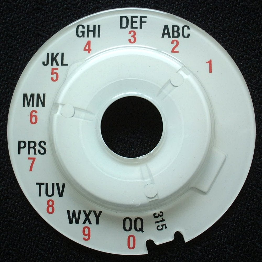 Image of Replacement Dial Plates