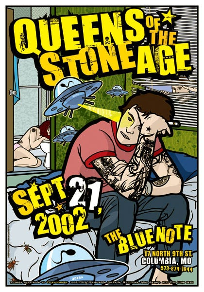 Image of Queens Of The Stone Age (QOTSA) 2002
