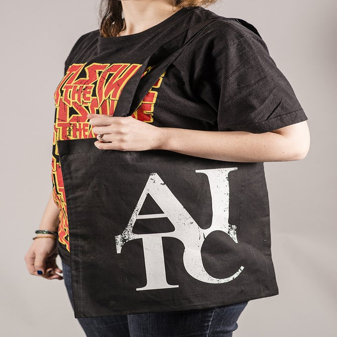 Image of AITC Black Tote Bag