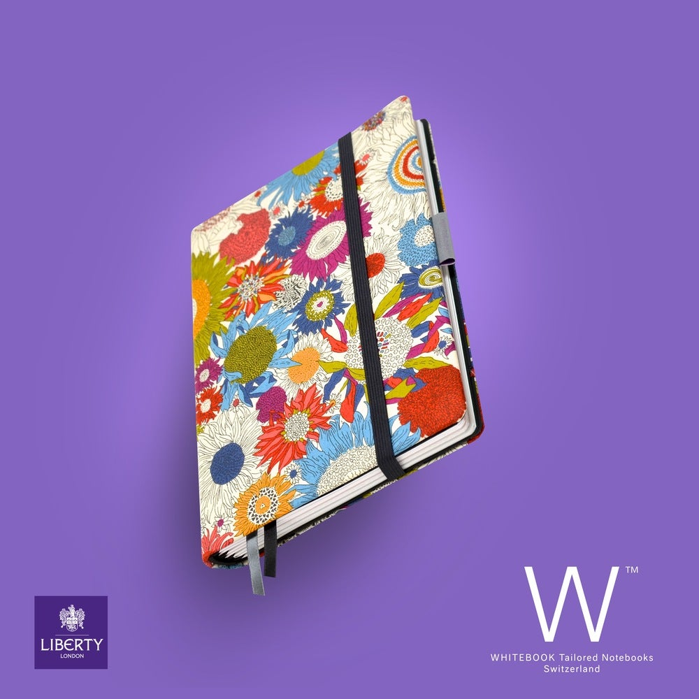 Image of Whitebook Collection Liberty London H030, Susanna, 240p. (fits iPad / Air / Mini / Samsung)