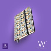 Image of Whitebook Collection Liberty London H031, Manverina, 240p. (fits iPad / Air / Mini / Samsung)
