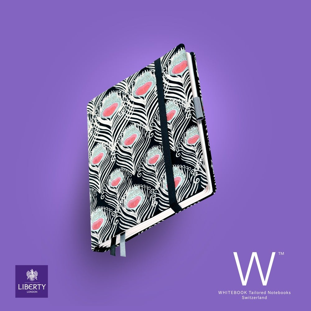 Image of Whitebook Collection Liberty London H035, Caesar print, 240p. (fits iPad / Air / Mini / Samsung)