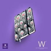 Image of Whitebook Collection Liberty London H035, Caesar print, 240p. (fits iPad / Air / Mini / Samsung)