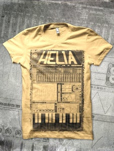 """Image of """"HELIA VST"""" YELLOW HAZE"""