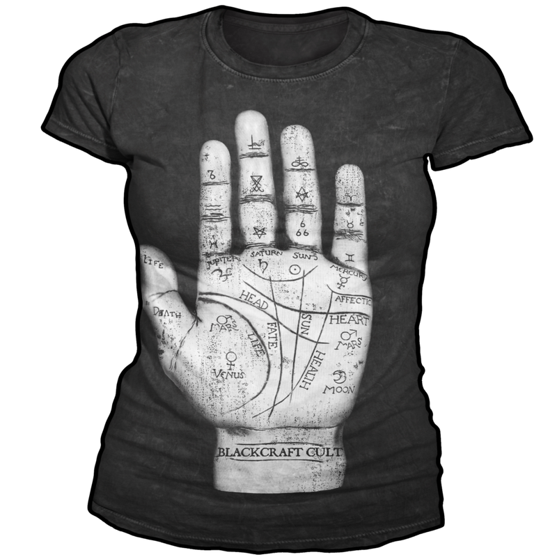 Image of Palm Reader - Women's Tee
