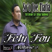 Image of So'o Joe Tiatia Volume 2