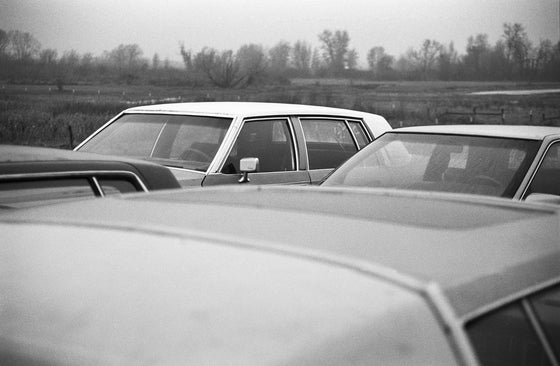 Image of Gathered Cars