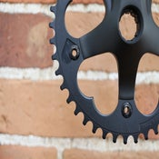 Image of tomii + 44rn 1x 130#44 road chainring (130BCD/44-Tooth)