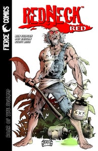 Image of Redneck Red: Roar of the Swamp