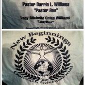 "Image of NBOI ""church/ministry) T-shirt"