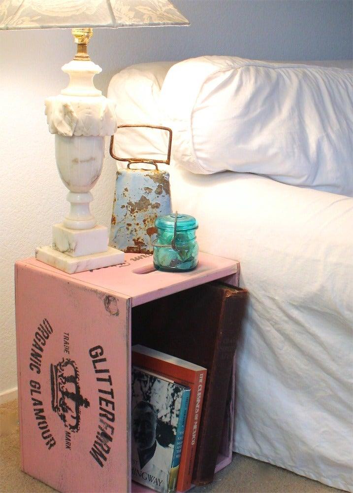 Image of Handmade Glitterfarm Crates - Large