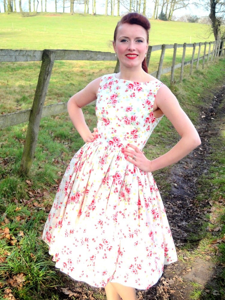 Vintage Inspired Clothing By Beatrice Winter 1950s