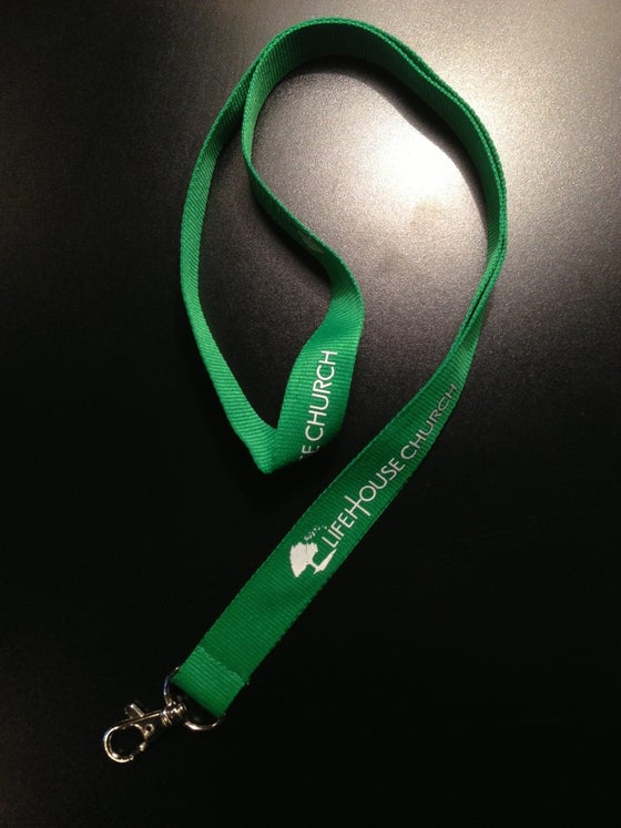Image of LifeHouse Lanyard