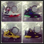 Image of Sneaker Keychains!