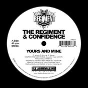 "Image of Yours And Mine / We Gon 7"" (black vinyl, limited edition of 400 copies)"