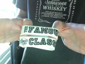 Image of TFC 1-Inch Wristbands
