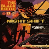 Image of The Black Beetle Night Shift Cover
