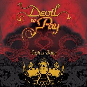Image of Cash is King CD