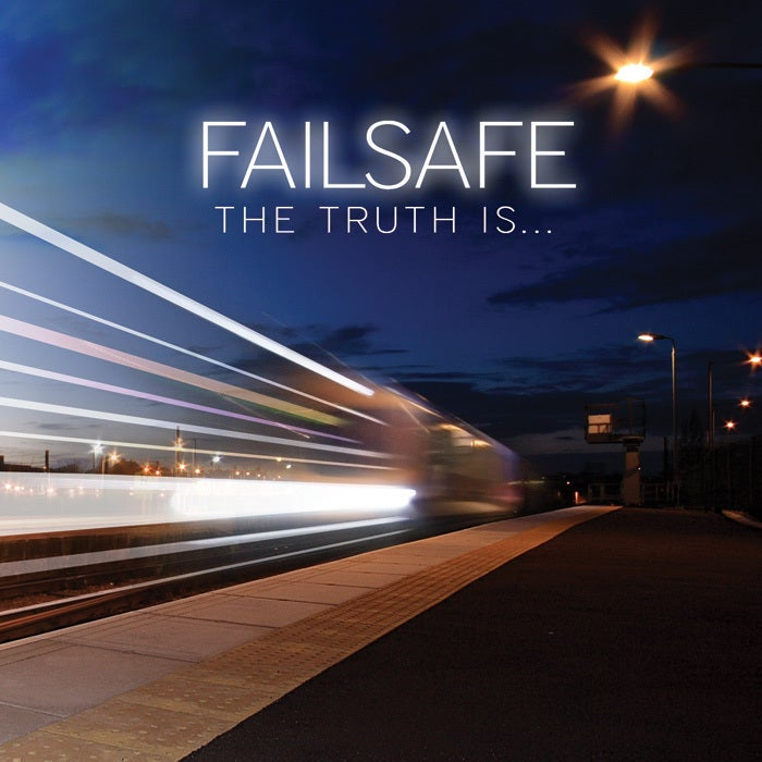 """Image of Failsafe - """"The Truth Is..."""" CD Album"""