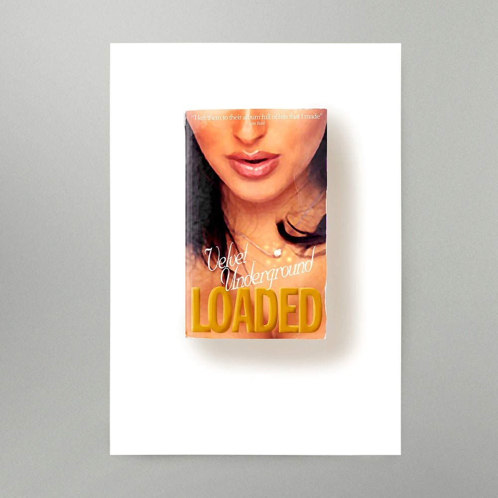 Image of Loaded Art Print