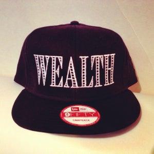 "Image of Filth&Wealth ""WEALTH"" Snapback"
