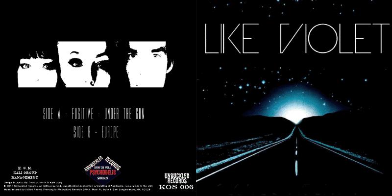 """Image of Like Violet 7"""" Vinyl"""