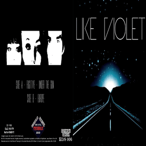 "Image of Like Violet 7"" Vinyl"
