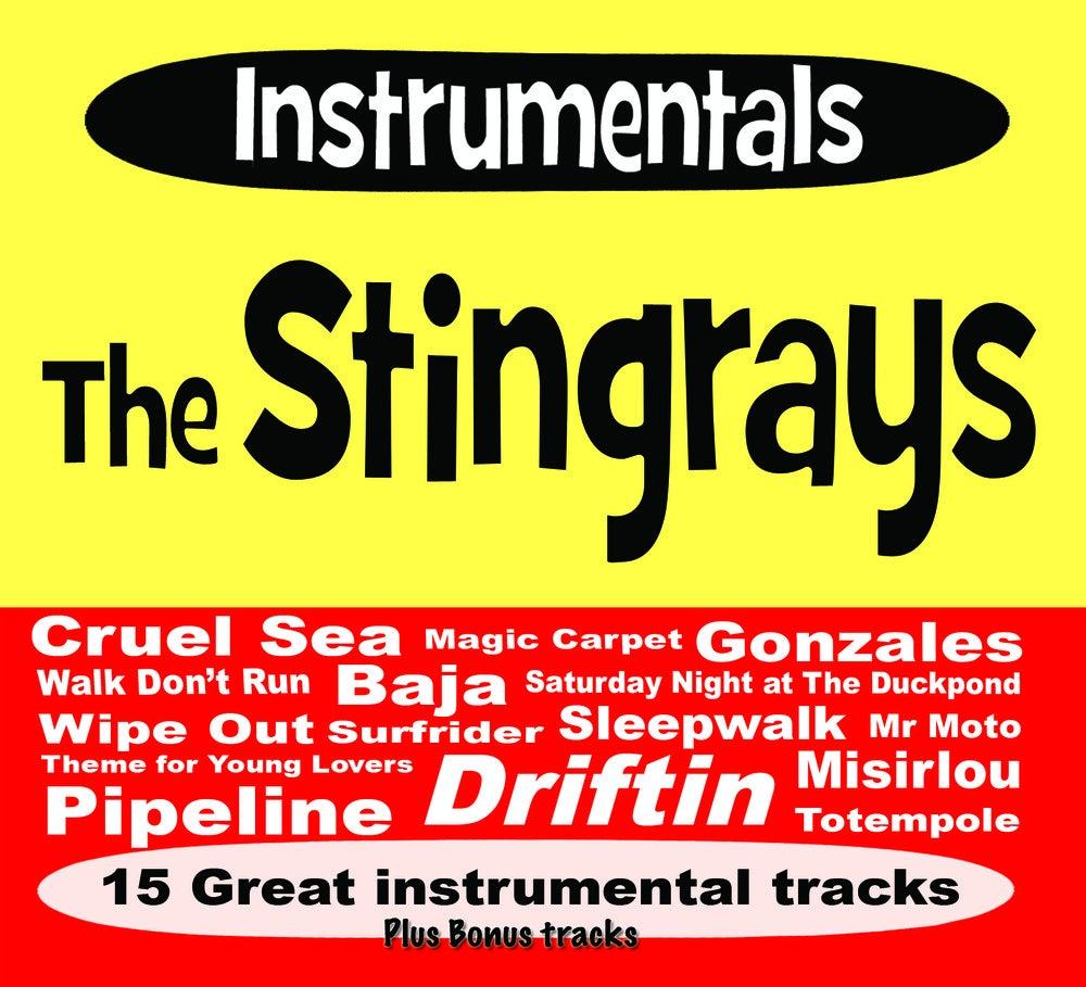 Image of Instrumentals - The Stingrays