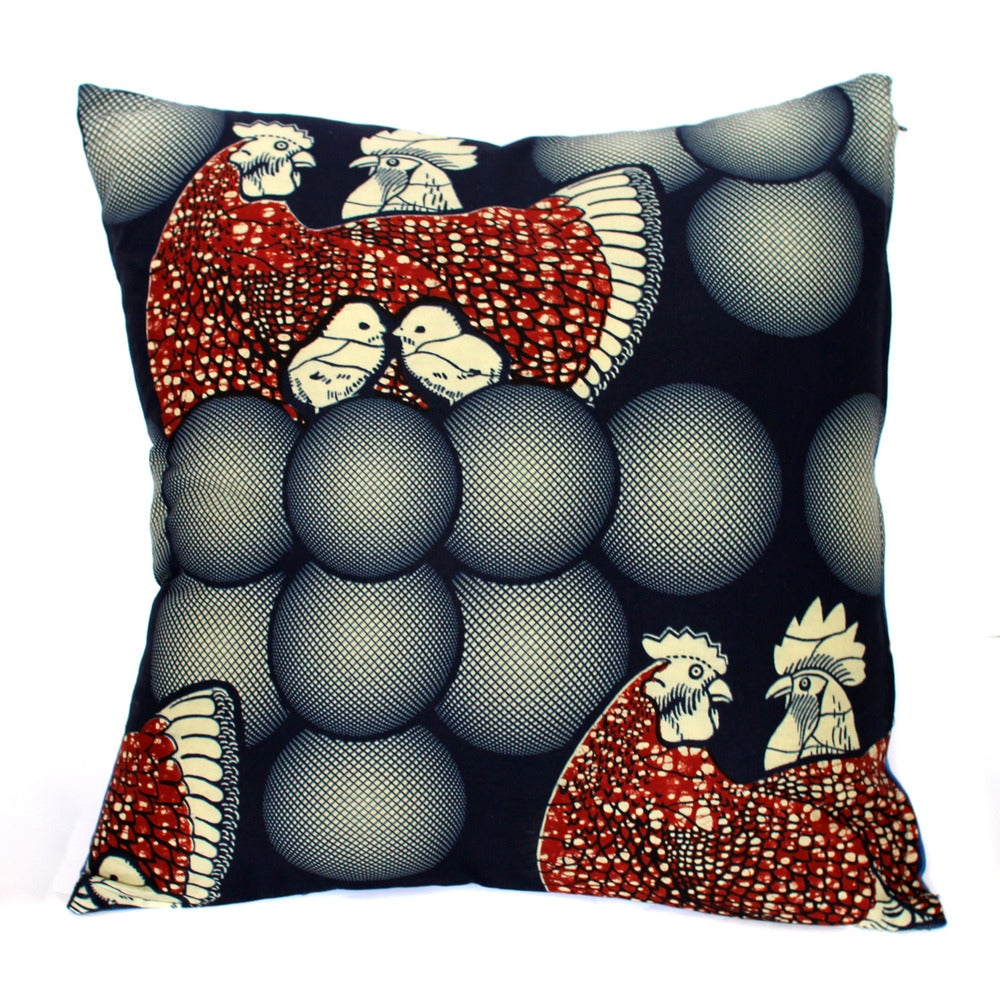 Image of Chicken cushion covers