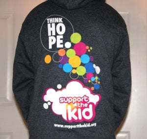 Image of Support The Kid - Hoody