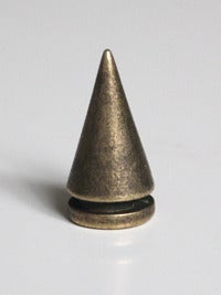 Image of 10 Killernieten Altgold 10x20 mm
