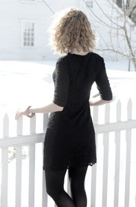 Image of Downtown Lace Dress || Sewing Tutorial