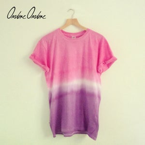 Image of Pink Purple T-Shirt