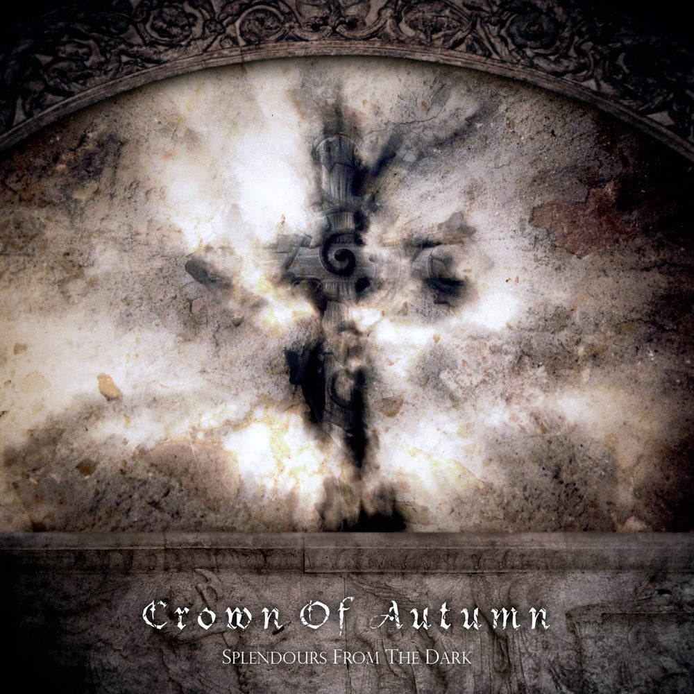 "Image of CROWN OF AUTUMN ""Splendours From The Dark"" CD"