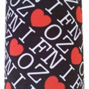 Image of I FN LOVE OZ pattern cooler