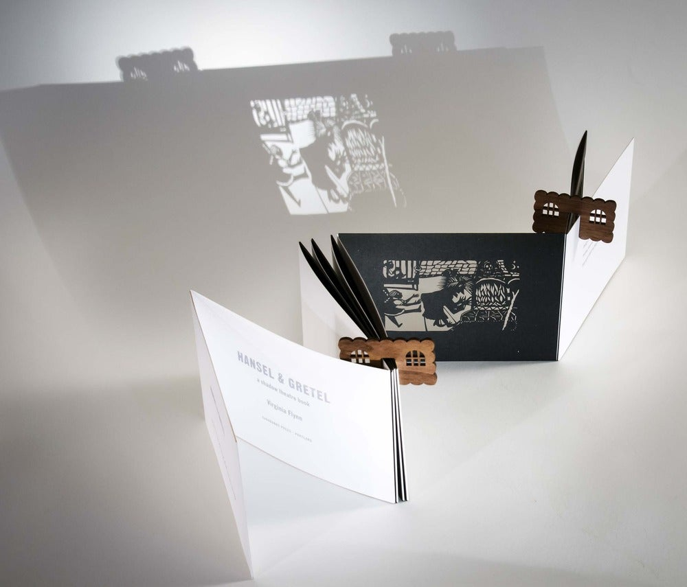 Image of Hansel & Gretel: a shadow theatre book