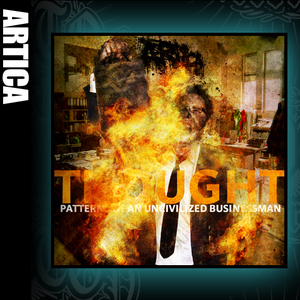"""Image of Artica """"Thought Patterns of an Uncivilized Businessman"""" CD"""