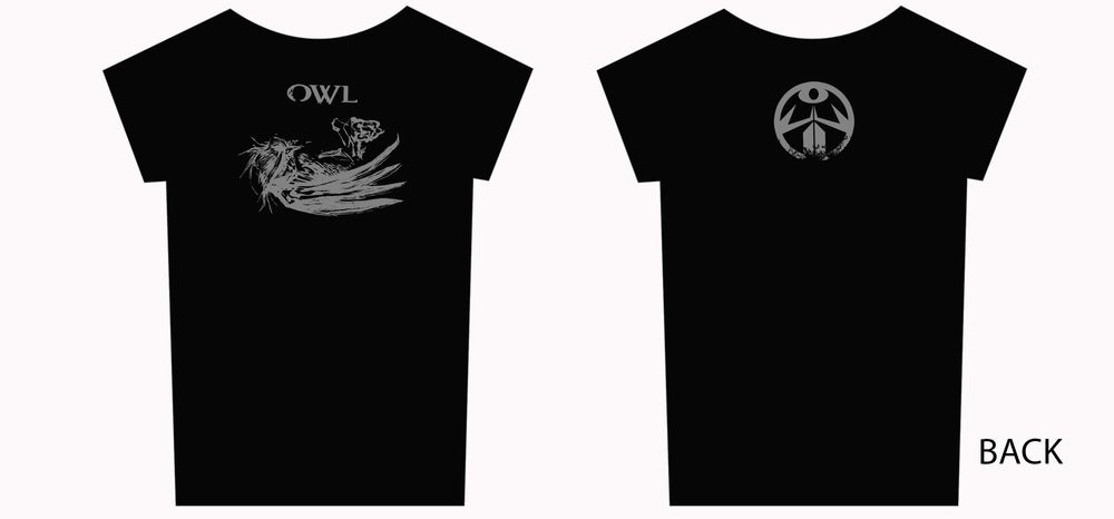 Image of Owl Girls Shirt