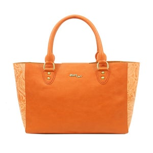 Image of Missco Girl Coral Shopper Tote
