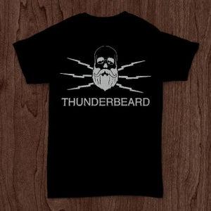 Image of Thunderbeard Logo Shirt