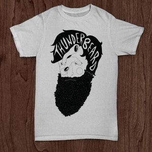 Image of Thunderbeard Cross Eyes Shirt