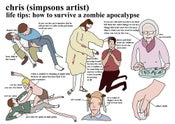 Image of How to survive a zombie apocalypse