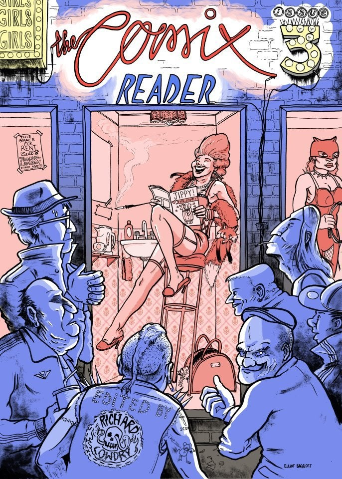 Image of The Comix Reader: Issue 3