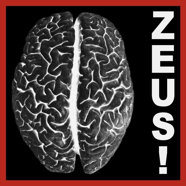 "Image of ZEUS! ""Opera"" Lp"